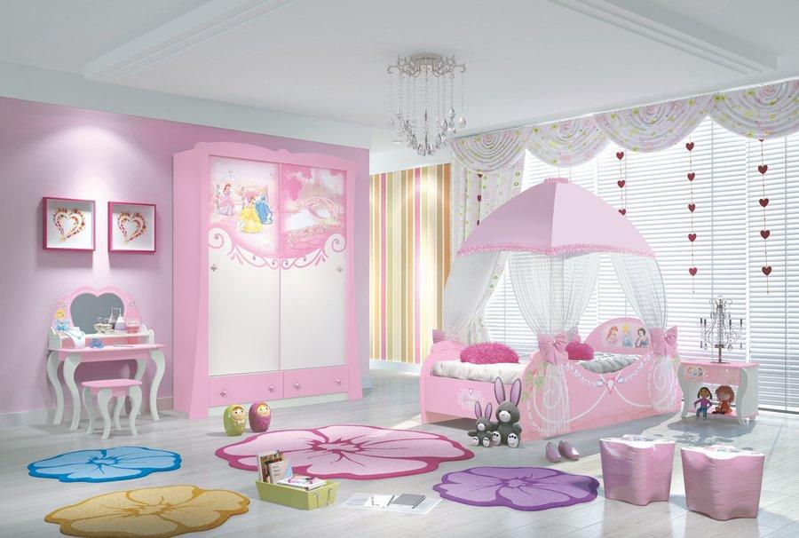 Acessorios Para Quarto Das Princesas ~ quarto princesa menina