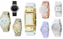 Moda Relógios Grandes Femininos de Pulso: Lindos Modelos Várias Marcas