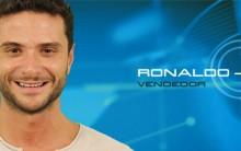 Ronaldo BBB12: Vendedor Substitui Netinho, Novo Participante, Fotos