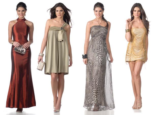 Vestidos de Festas para Alugar: Modelos, Preços, Gordinhas e ...