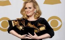 Cantora Adele Recebe Seis Prêmios no Grammy 2012 – Homenagem a Whitney