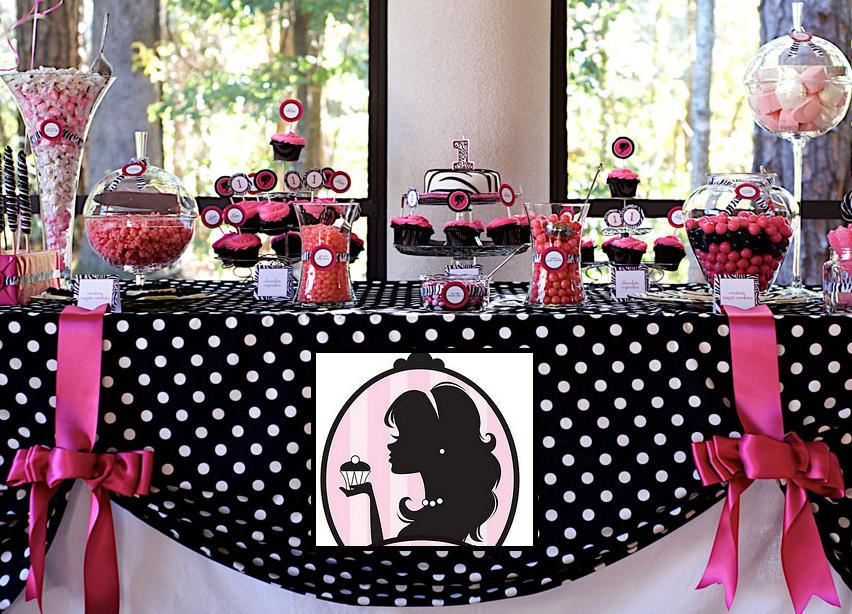 barbie1 Festa de Aniversário da Barbie Organizar, Artigos Decoração