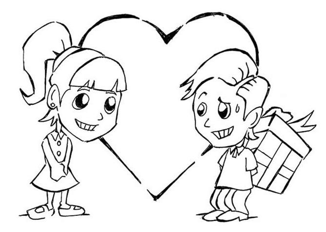 Confira também Desenhos para Colorir de Corações e Lindas Imagens