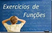 Funções – Exercícios Resolvidos Fórmula, Encontrar Domínio