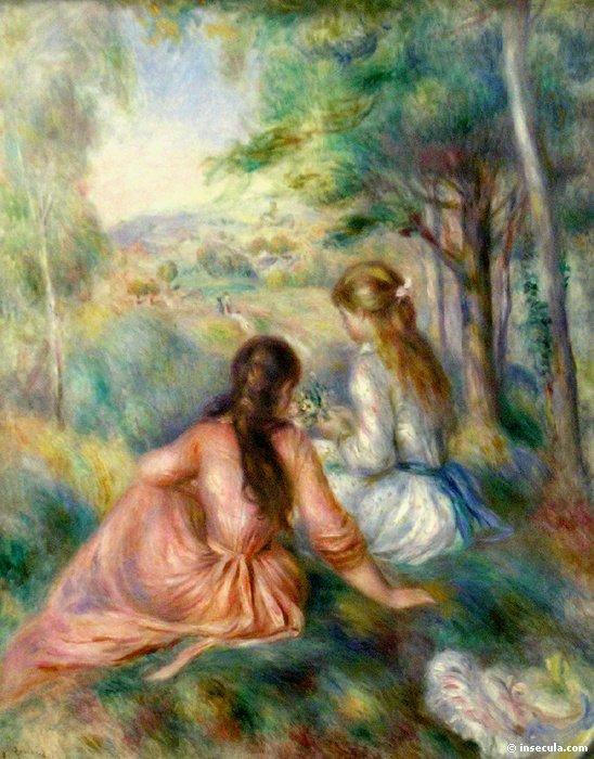 obra-de-renoir-no-campo-1890