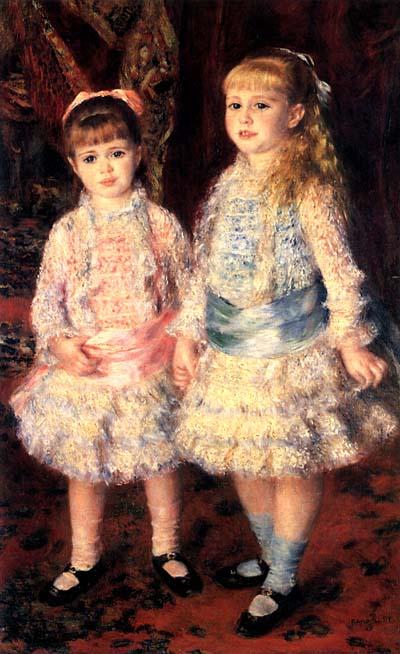 obras-de-renoir-pink-and-blue - 1881