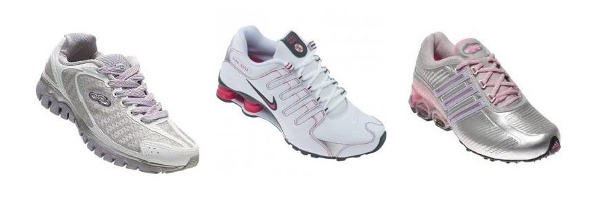 tenis academia femininos Tênis Femininos para Academia e Caminhada: Modelos Nike Adidas da Moda