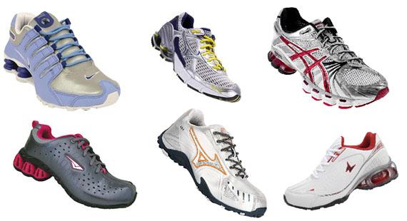 tenis academia Tênis Femininos para Academia e Caminhada: Modelos Nike Adidas da Moda