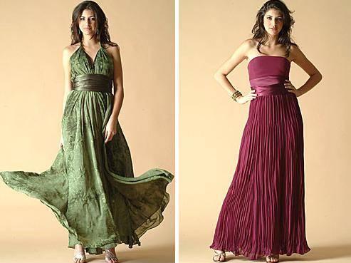 ... de vestidos de formatura são todos impecáveis repletos de detalhes