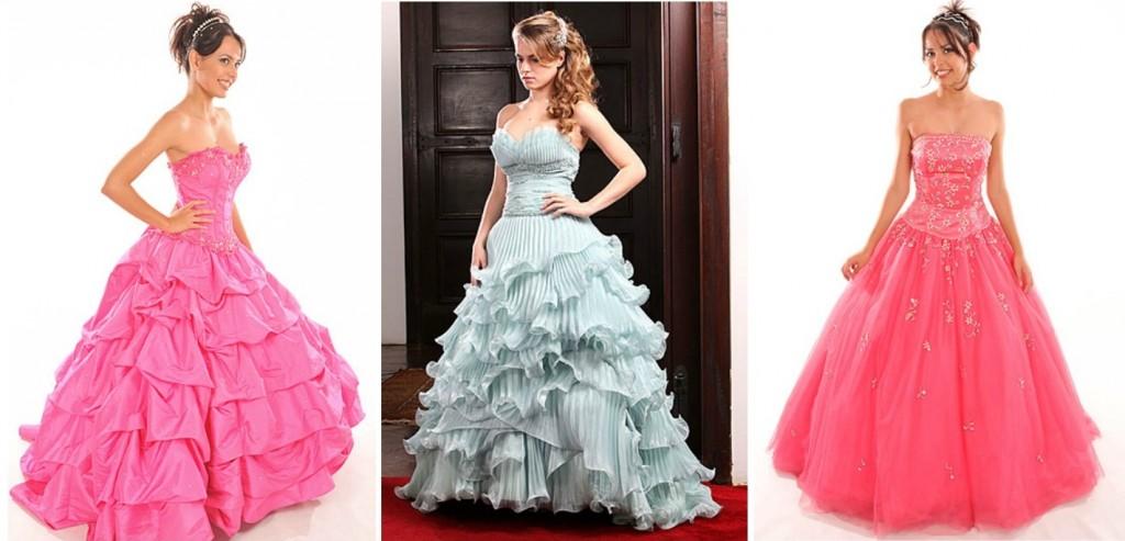 Vestidos de Debutantes para Alugar da Moda: Modelos, Lojas e Preços