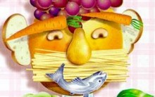 Receitas Dicas de Alimentação para Crianças Chef Cristiana Javier