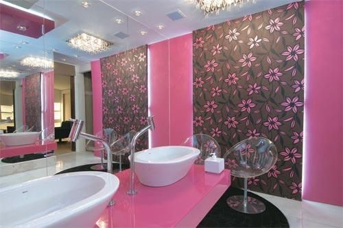 decoração de paredes com tecidos fotos Paredes com Tecidos, Como Aplicar e Retirar: Modelos, Decoração, Fotos