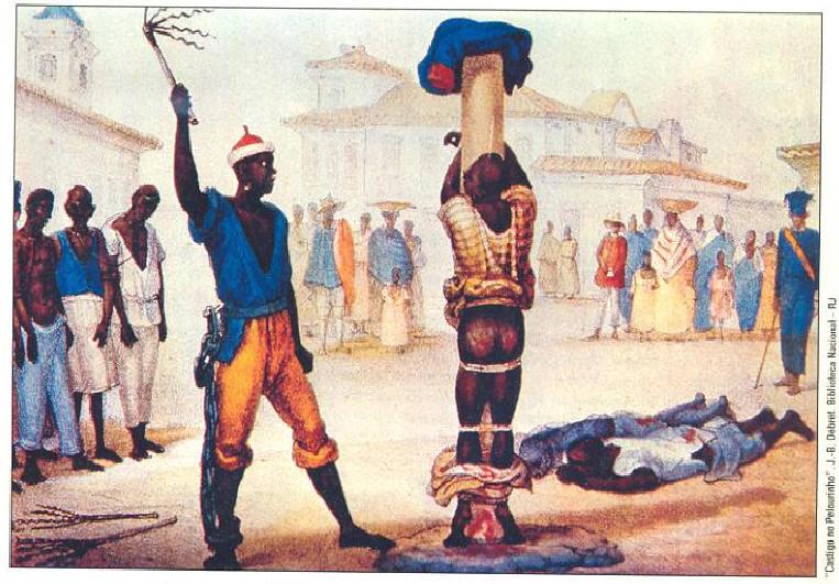 1x1.trans Escravidão no Brasil Colonial: Tráfico Negreiro de Escravos Africanos