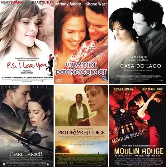 Frases De Filmes Românticos Melhores Declarações De Amor Do Cinema