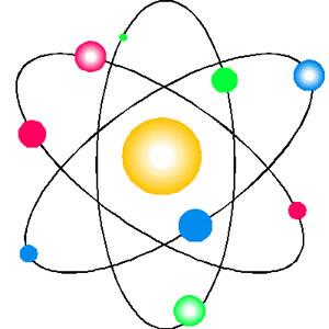 molecula atomica Eletrostática: Carga Elétrica e Elementar, Prótons e Elétrons Calcular