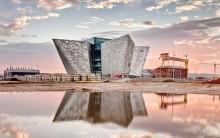 Museu do Titanic na Irlanda do Norte: Decoração do Navio, Veja Fotos