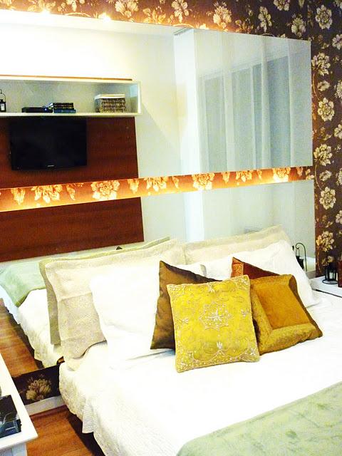parede forrada com tecido Paredes com Tecidos, Como Aplicar e Retirar: Modelos, Decoração, Fotos