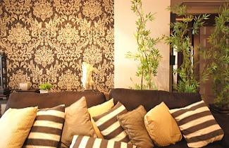 parede sala tecido Paredes com Tecidos, Como Aplicar e Retirar: Modelos, Decoração, Fotos