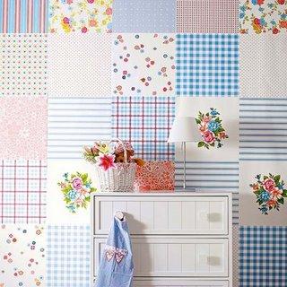 paredes com tecidos Paredes com Tecidos, Como Aplicar e Retirar: Modelos, Decoração, Fotos