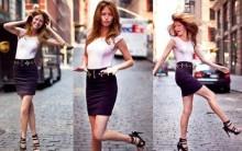 Saia Lápis Justa na Moda: Como Usar, Modelos, Tipos de Corpos e Fotos