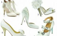 Moda Sapato Branco: Sandálias para Casamento, Como Usar no Dia a dia
