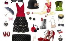 Moda Poá Bolinhas: Roupas, Acessórios, Sapatos e Unhas, Veja Modelos