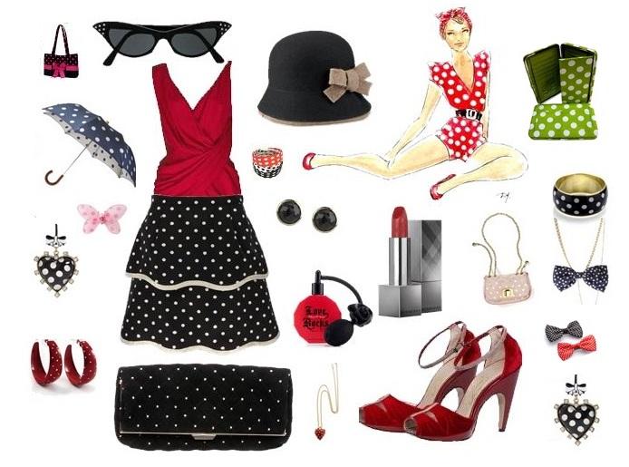 bd7f62d1f Moda Poá Bolinhas: Roupas, Acessórios, Sapatos e Unhas, Veja Modelos