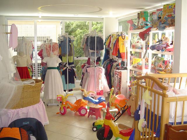 brecho infantil Como Montar um Brechó: Produtos, Organização, Investimento e Dicas
