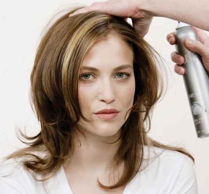 mechas em cabelos escuros Luzes, Reflexos e Mechas nos Cabelos: Diferença, Indicações e Modelos
