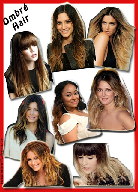 ombrehair Ómbre Hair: Degradê Natural dos Fios, Como Fazer Mechas, Modelos Fotos