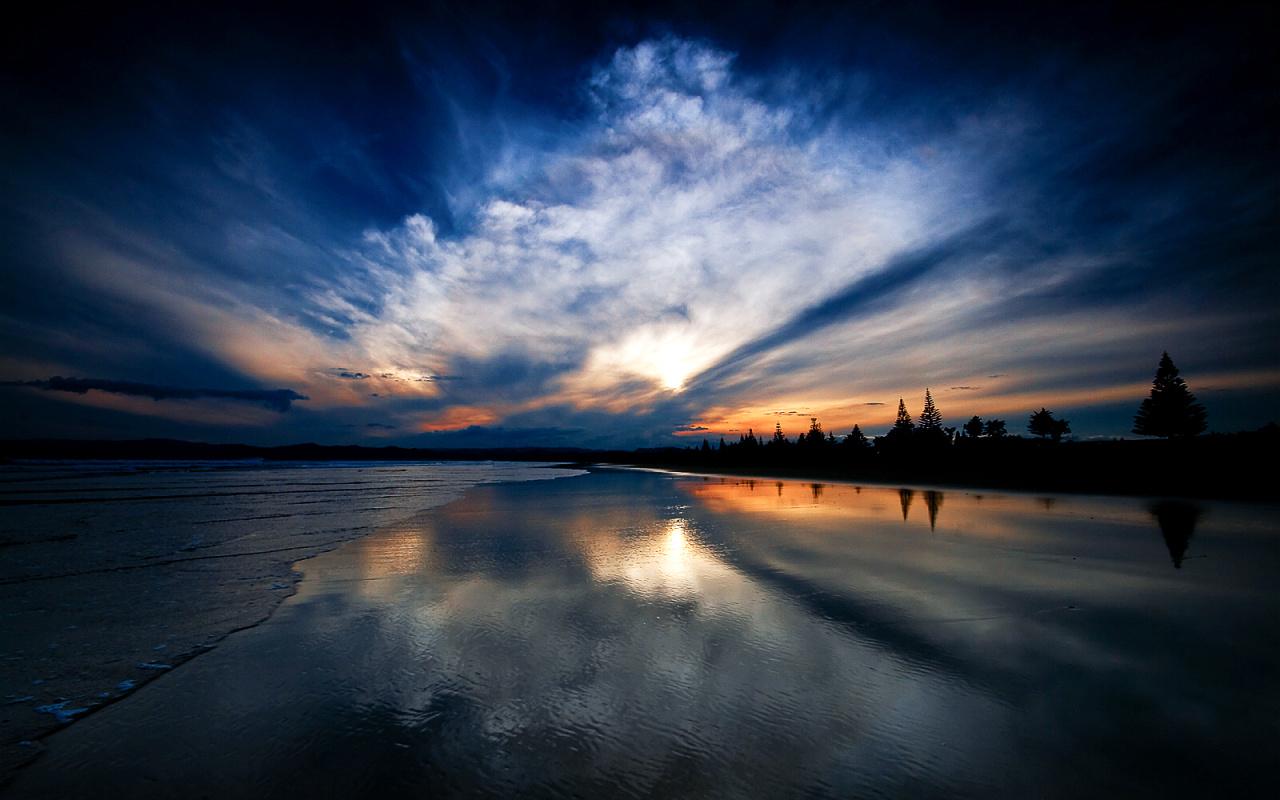 praia nova zelandia Nova Zelândia Paisagens: Fotos de Montanhas, Natureza, Turismo no País
