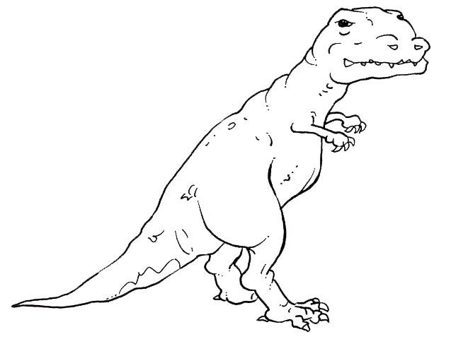 bbbf Desenhos para Colorir de Dinossauros: Imagens Online, Imprimir, Pintar