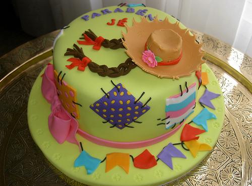 bolo tema caipira Modelos de Bolo Caipira: Fotos, Casamento, Festa Junina, Aniversário