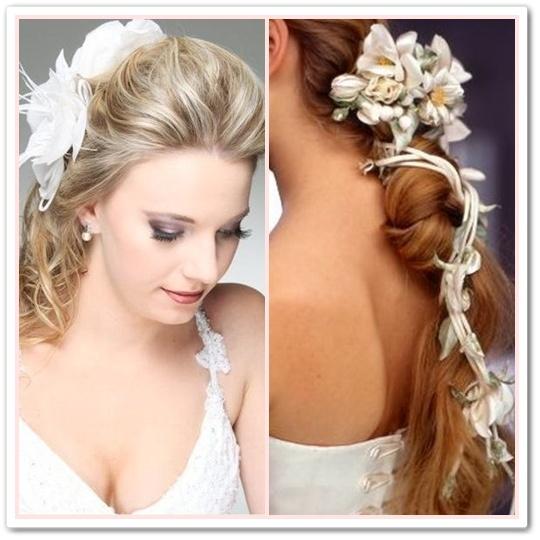 cabelo topete noiva Penteados com Topete para Noivas: Lindos Modelos Presos e Soltos Fotos