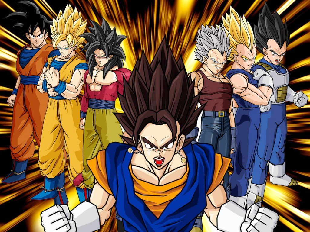 dragon ball z foto Como Desenhar Dragon Ball Z: Video e Moldes Mangá Anime, Passo a passo