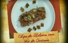 Receita Estrelas Tânia Khalill19/05/12 Mix de Legumes Abóbora Crocante