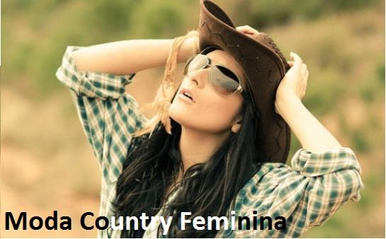 Estilo Country Feminino  Roupas de Montaria da Moda 03cf4c813ff