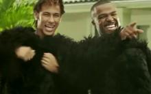 Vídeo de Alexandre Pires e Neymar é Acusado de Descriminação Racial
