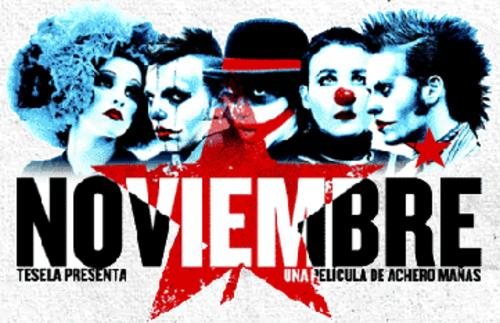 noviembre Alfredo Baeza: Biografia do Jovem Morto em Teatro, Manifesto Noviembre