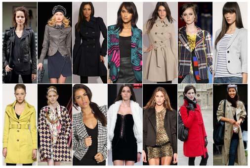 agasalhos femininos Agasalhos e Blusas Femininas e Masculinas Inverno 2012 2013, Modelos
