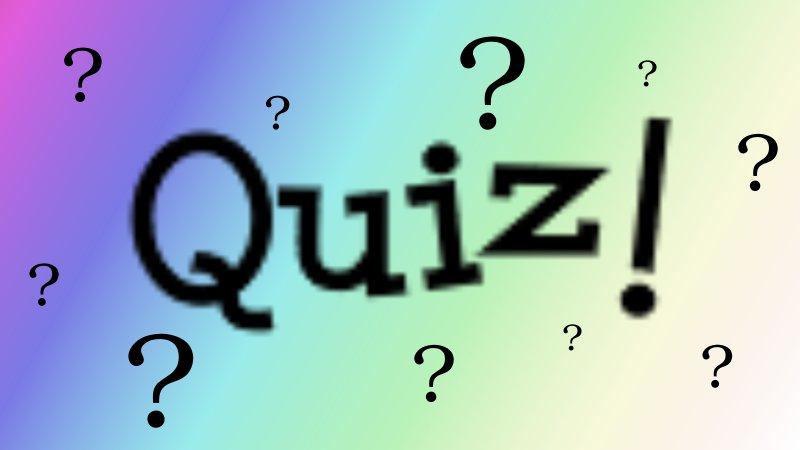 quiz Quiz, Perguntas de Conhecimentos Gerais com Respostas para Estudar