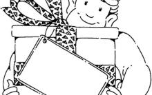 Desenhos para Colorir do Dia dos Pais 2012: Imagens Online para Pintar