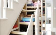 Gaveta na Escada: Dicas, Modelos, Fotos, Decorando, Aproveitando Espaço