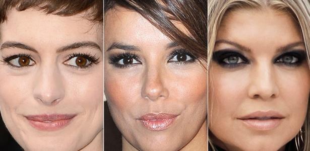 olho preto de lapis Lápis de Olho Preto Macio: Como Usar, Looks Discretos e Marcados Fotos
