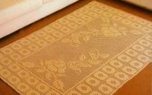 Tapetes de Crochê: Lindos Modelos, Venda, Preços, Tudo Sobre, Gráficos