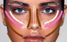 Truques de Maquiagem para Afinar Rosto e Nariz, Aumentar Boca e Olhos