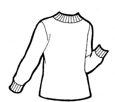 desenhos para colorir de roupas femininas saia blusa sapato online