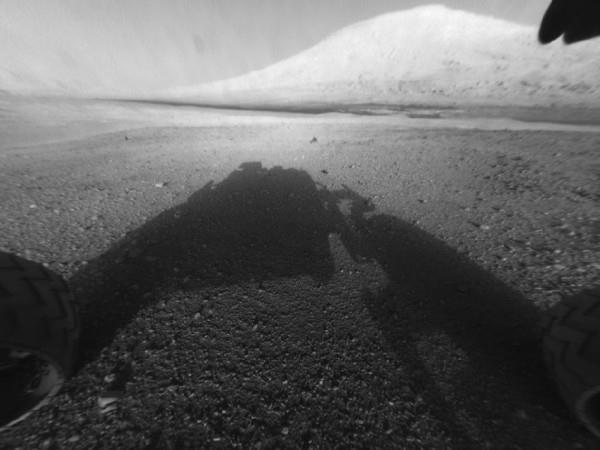 curiosity marte Curiosity busca Vida em Marte: Últimas Fotos do Jipe Robô, Imagens