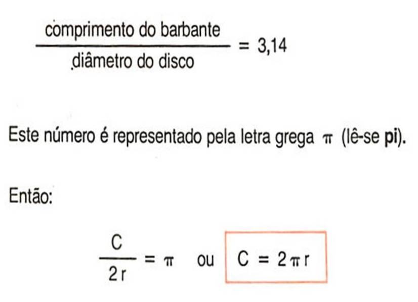 formula comprimento circunferencia Comprimento da Circunferência: Fórmula e Exercícios com Respostas