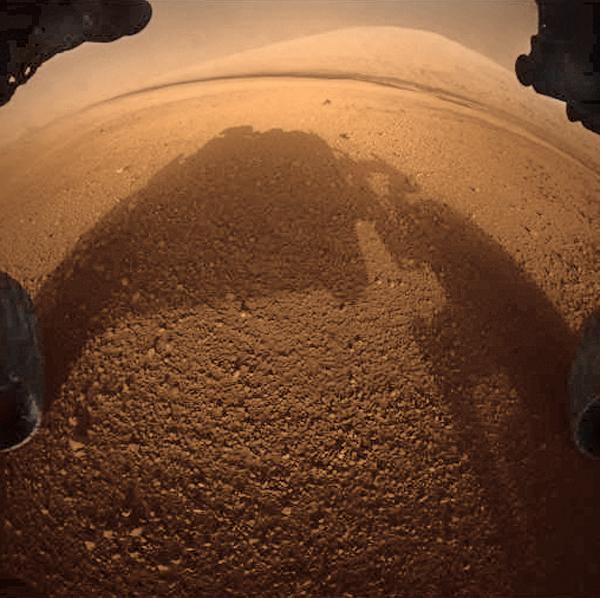 foto colorida marte Curiosity busca Vida em Marte: Últimas Fotos do Jipe Robô, Imagens
